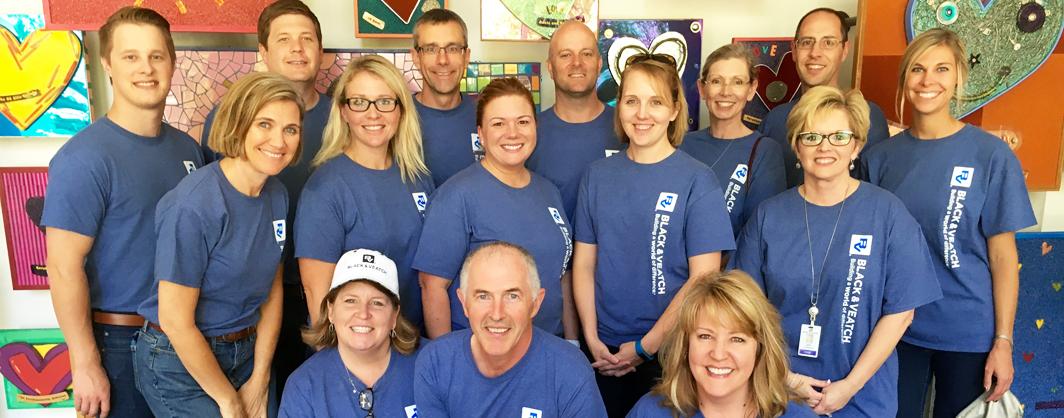 Volunteer – Ronald McDonald House Charities of Kansas City
