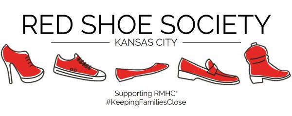 Red Shoe Society of Kansas City logo