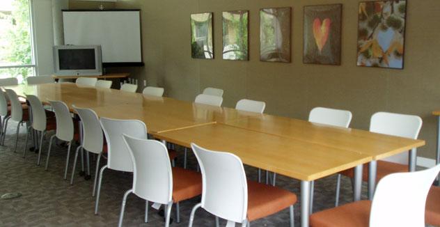 Community Room at Longfellow House